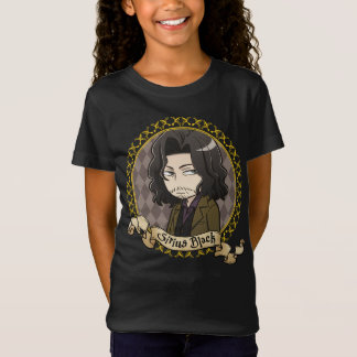Anime Sirius Black Portrait T-Shirt