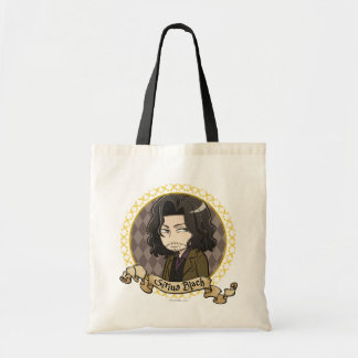 Anime Sirius Black Tote Bag