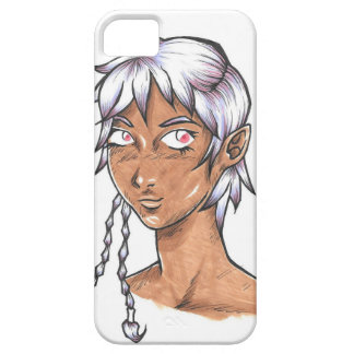 Anime Sketch iPhone 5 Cover