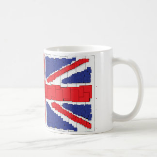 Anime Style Union Jack Mug