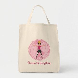 Anime Tote Bag Princess Of Everything