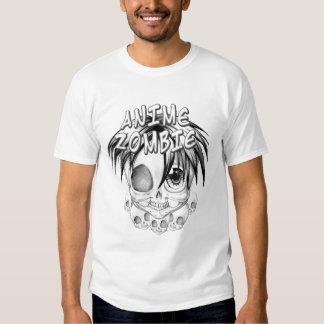 Anime Zombie Tee Shirt