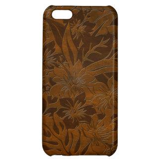 Anini Beach Faux Wood Hawaiian iPhone 5 Cases