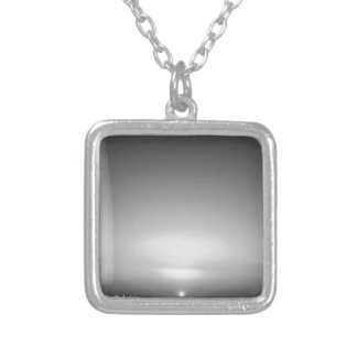 anishiaato silver plated necklace