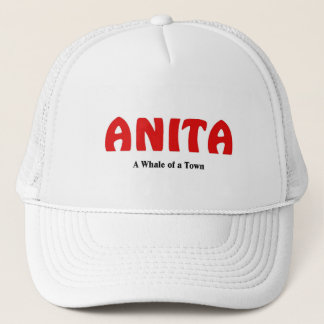 Anita, Iowa Trucker Hat