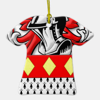 Ankers Coat of Arms Ceramic T-Shirt Decoration