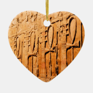 Ankh carvings.jpg ceramic heart decoration