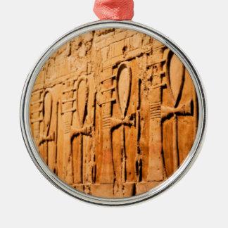 Ankh carvings.jpg christmas ornament