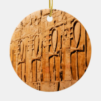 Ankh carvings.jpg round ceramic decoration