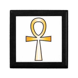 Ankh Religion Small Square Gift Box