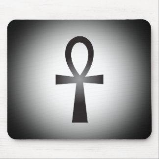 Ankh Symbol: Vector Art: Mouse Mat