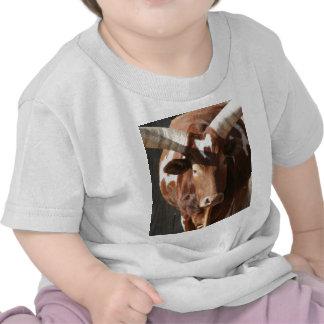 Ankole-Watusi Steer With Huge Horns Tshirt