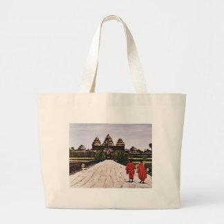 Ankor Wat Jumbo Tote Bag
