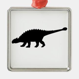 Ankylosaurus Dinosaur Christmas Ornament