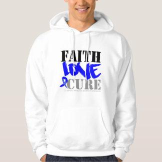 Ankylosing Spondylitis Faith Love Cure Sweatshirt