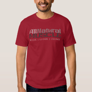 ANM Classic Red T Shirt