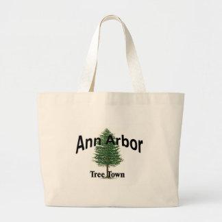 Ann Arbor Canvas Bags