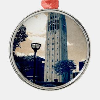 Ann Arbor Clock Tower Ornament