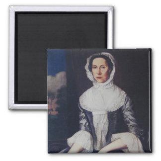 Ann Diggs Graeme I Square Magnet
