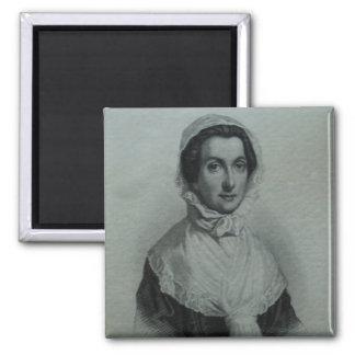 Ann Diggs Graeme II Square Magnet