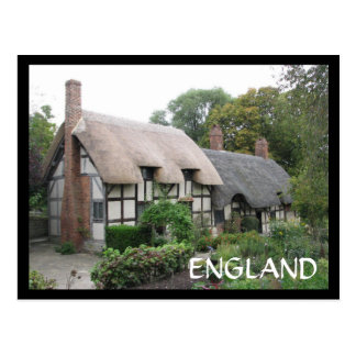 Ann Hathaway s Cottage Postcard