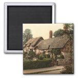 Ann Hathaway's Cottage, Stratford-on-Avon, England Magnets