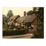 Ann Hathaway's Cottage, Stratford-on-Avon, England Post Cards