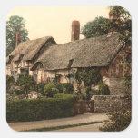 Ann Hathaway's Cottage, Stratford-on-Avon, England Sticker