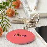 Ann key chain