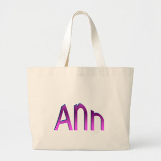 Ann Large Tote Bag