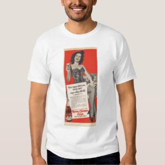 Ann Miller dancer vintage soda ad T Shirt
