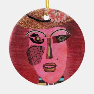 Ann of Green Gables. Christmas Ornament