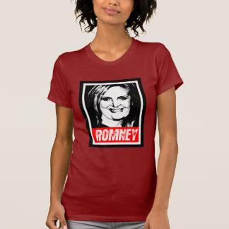 ANN ROMNEY INK BLOCK.png Tee Shirts