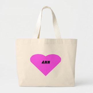Ann Jumbo Tote Bag