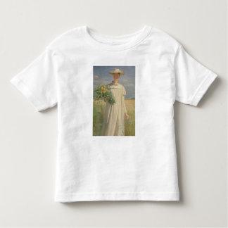 Anna Ancher returning from Flower Picking, 1902 Toddler T-Shirt