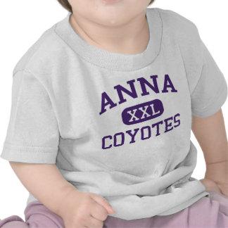 Anna - Coyotes - Anna High School - Anna Texas T-shirts