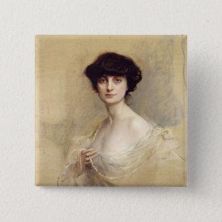 Anna de Noailles  1913 15 Cm Square Badge