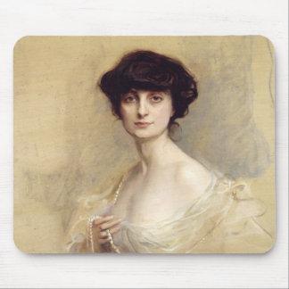 Anna de Noailles  1913 Mouse Mat