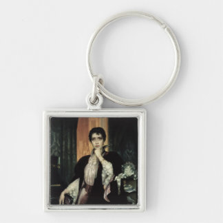 Anna Karenina, 1904 Key Ring