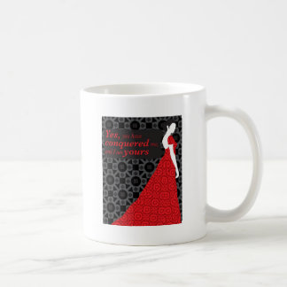 Anna Karenina gift with quote from the novel Coffee Mug