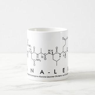 Anna-Lena peptide name mug