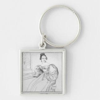 Anna Maria Hall Key Ring
