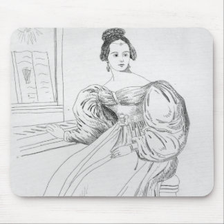 Anna Maria Hall Mouse Pad