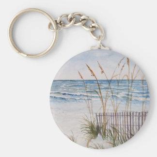 Anna Maria Island Beach Key Ring