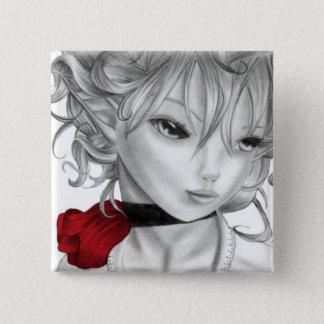 Anna Marie 15 Cm Square Badge