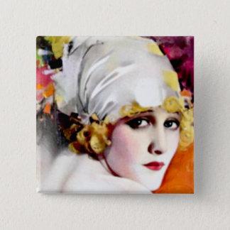 Anna Nilsson 15 Cm Square Badge