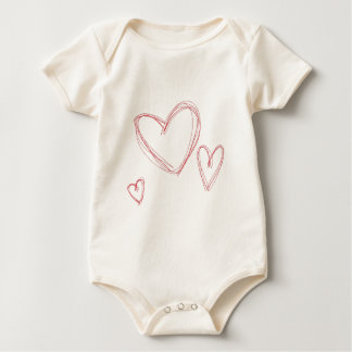 Anna Original clothes Baby Bodysuit
