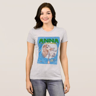 Anna The Little Android Cover Art Shirt (Women)
