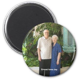 Annabelle Joy Creations 6 Cm Round Magnet
