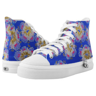 Annabelle Lace High Top Shoes